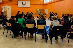 La Generalitat manté la decisió de deixar l'Escola de Sant Joan amb una sola línia per al curs vinent