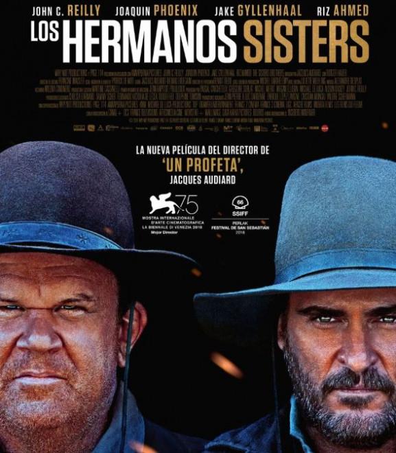 Cinema a Berga: LOS HERMANOS SISTERS @ Teatre Patronat de Berga