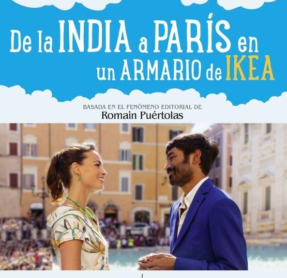 Cinema a Berga: DE LA INDIA A PARÍS EN UN ARMARIO DE IKEA @ Teatre Patronat de Berga