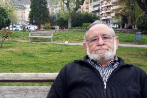 Mor Josep Soria, històric del PSC de Berga i número 9 de la llista pel 26M