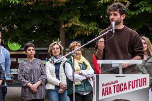 El regidor Marc Marginet i la patrona Núria Arnau dimiteixen del Patronat de la Residència Sant Bernabé
