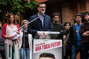 Jordi Sabata renuncia a les actes de regidor de l'Ajuntament de Berga i conseller comarcal