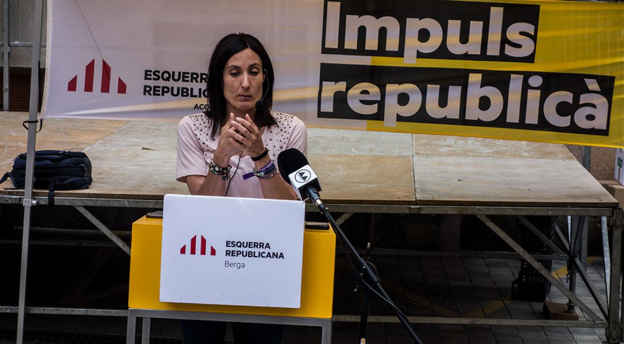 Montmajor canvia de color: Maria del Mar Monell, d'ERC, és la nova alcaldessa