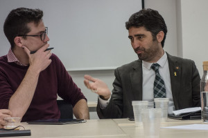 Puigneró demana a Junts per Berga que prioritzi les polítiques digitals
