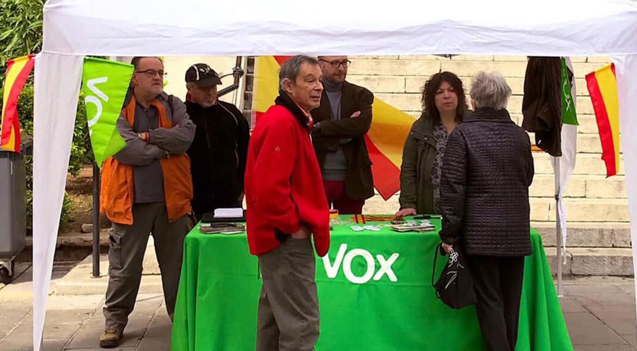 Descobreixen que un membre de la llista de C's de Berga també era a la de VOX a Manresa