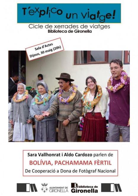 Cicle de xerrades de viatges @ Biblioteca de Gironella