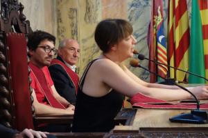 La CUP de Berga encaixa les retribucions de l'equip de govern al seu codi ètic i apuja el sou a Montse Venturós