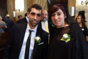 Administradors sense anells: una de les parelles d'aquest any són dos amics