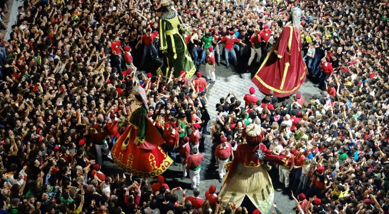 L'Ajuntament de Berga va proposar la Patum com a escenari d'un estudi clínic en el marc de la cultura popular