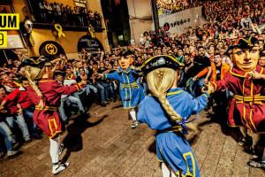 L'Aquí Berguedà dedica el pòster de la Patum 2019 als nans vells