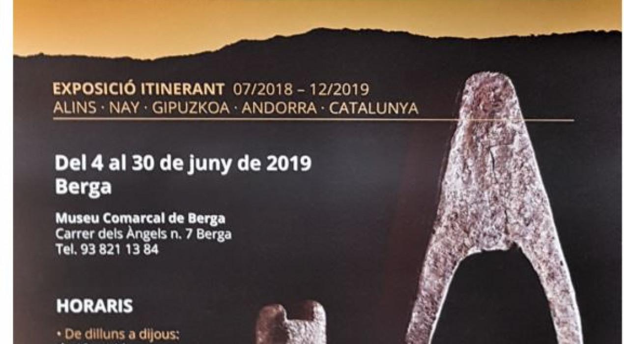 """Exposició """"El patrimoni industrial de la Ruta del Ferro dels Pirineus"""""""