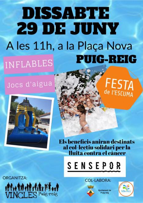 Activitats infantils @ Plaça nova (PUIG-REIG)