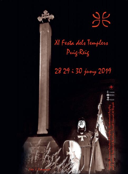 Festa dels Templers de Puig-reig 2019 @ Puig-reig