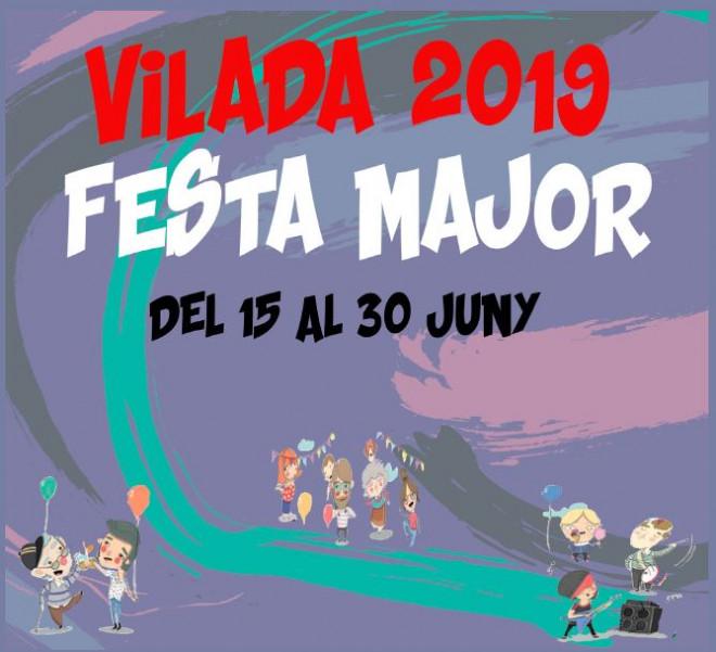 Festa Major de Vilada 2019 @ Vilada