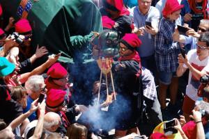 L'Ajuntament de Berga augmenta 50.000 euros el pressupost de la Patum