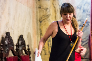 Montse Venturós torna a ser investida alcaldessa de Berga