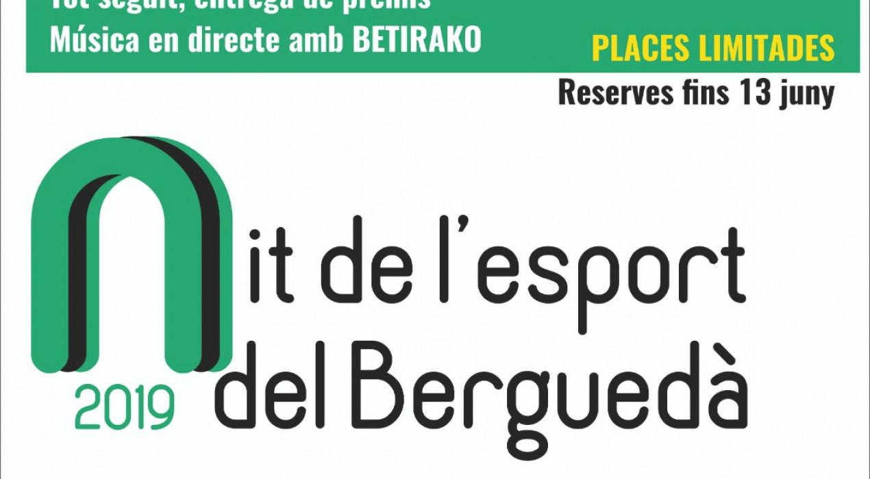 Nit de l'Esport del Berguedà 2019