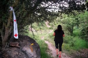 Caminada nocturna, orientació, cursa per adults i prova infantil al Repte Solidari de Creu Roja Berguedà