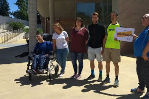 Ivan Camps pujarà i baixarà de Queralt durant 24 hores per ajudar l'Associació Pro Disminuïts Psíquics