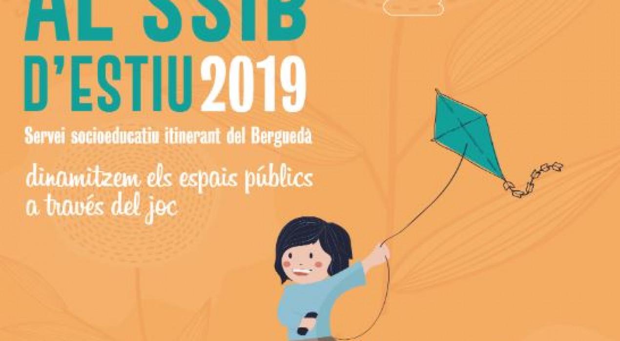 Vine a jugar al SSIB d'estiu 2019: GIRONELLA