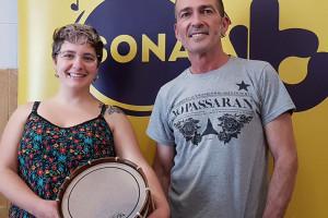 El festival dels vespres d'estiu a Berga dedica l'edició del 2019 a la percussió