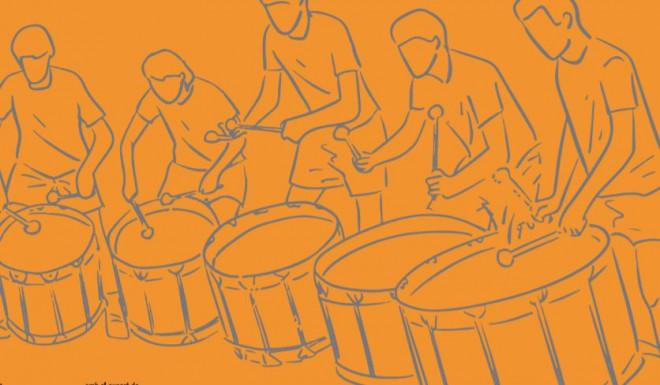 SonaB: Camut Band @ Plaça de la Pietat (BERGA)