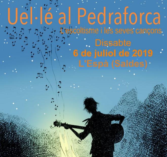 IV Uel·lé al Pedraforca @ L'Espà (Saldes)