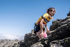 """Clàudia Sabata aconsegueix la tercera posició a l""""Skyrace' Comapedrosa"""