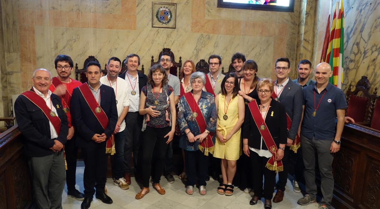 Qui es queda què: el nou govern de l'Ajuntament de Berga, àrea per àrea