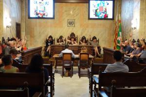 Les retribucions provoquen la primera enganxada entre govern i oposició de Berga