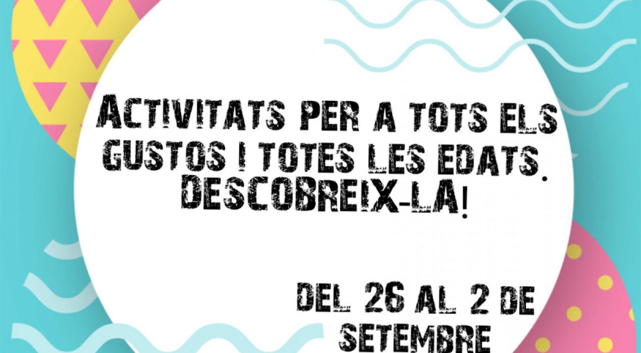 Festa Major de Montmajor 2019