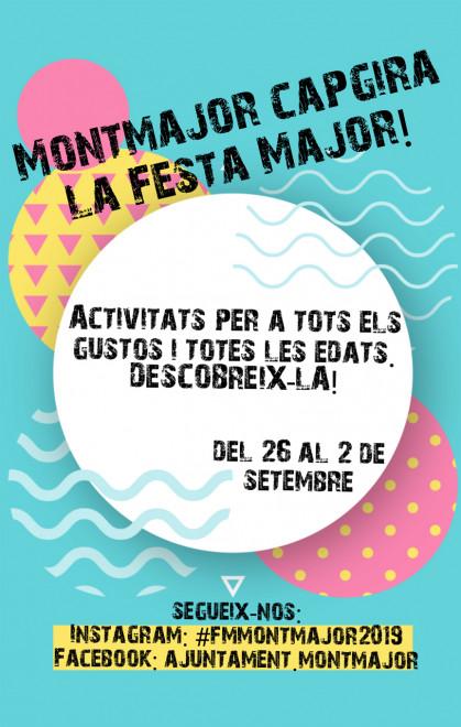 Festa Major de Montmajor 2019 @ Montmajor