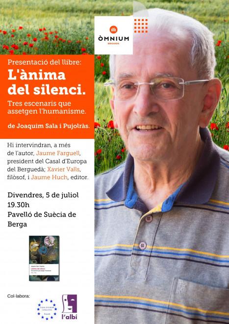 Presentació llibre: L'ànima del silenci @ Pavelló de Suècia (BERGA)