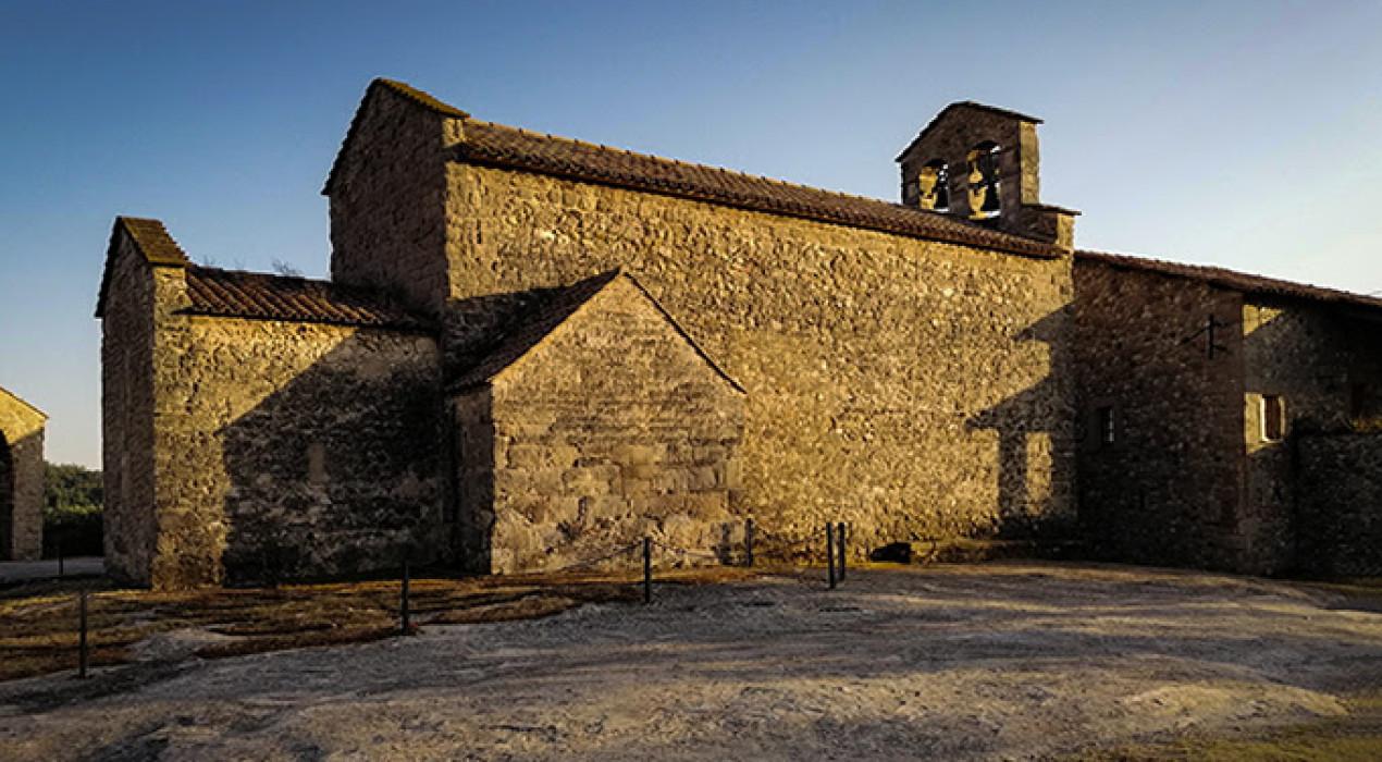 Visita guiada a  Sant Vicenç d'Obiols
