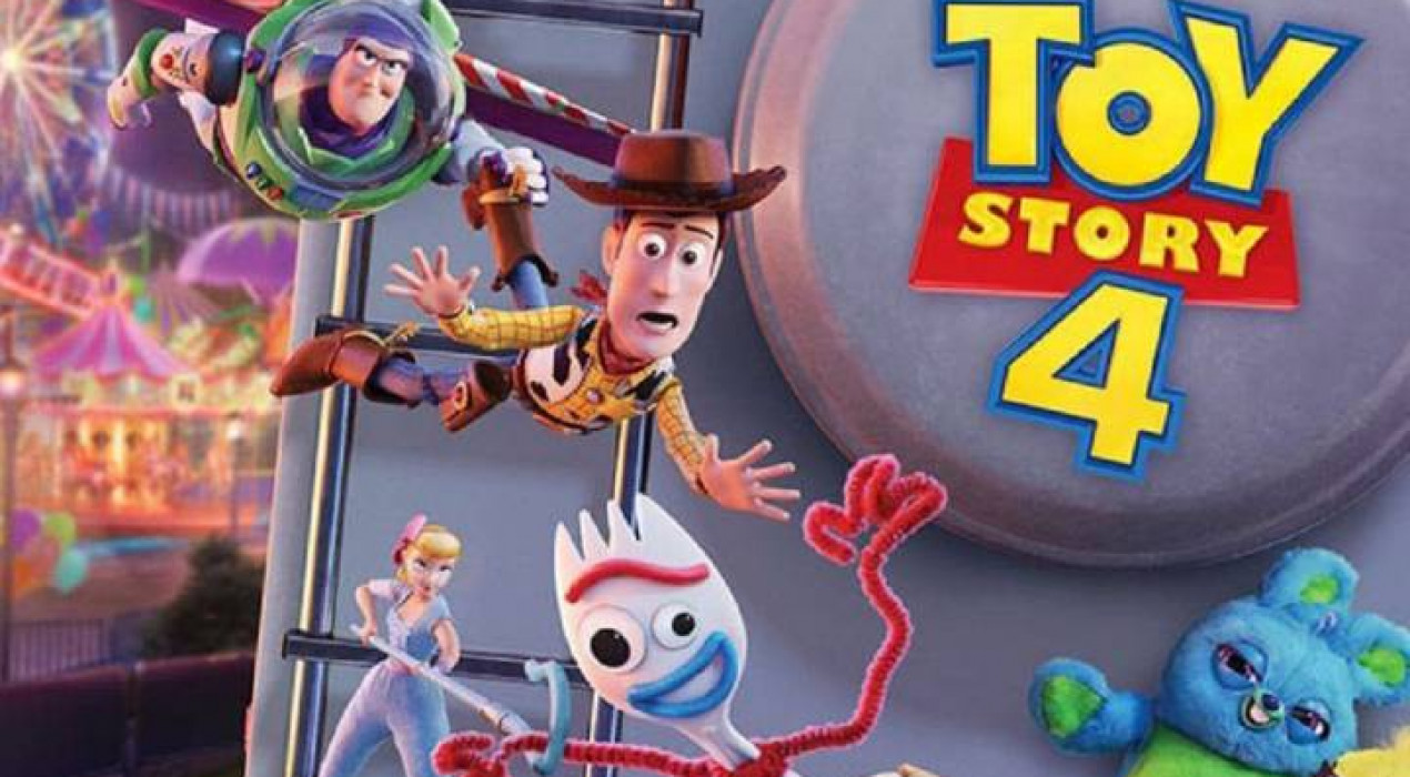 Cinema a Berga: TOY STORY 4