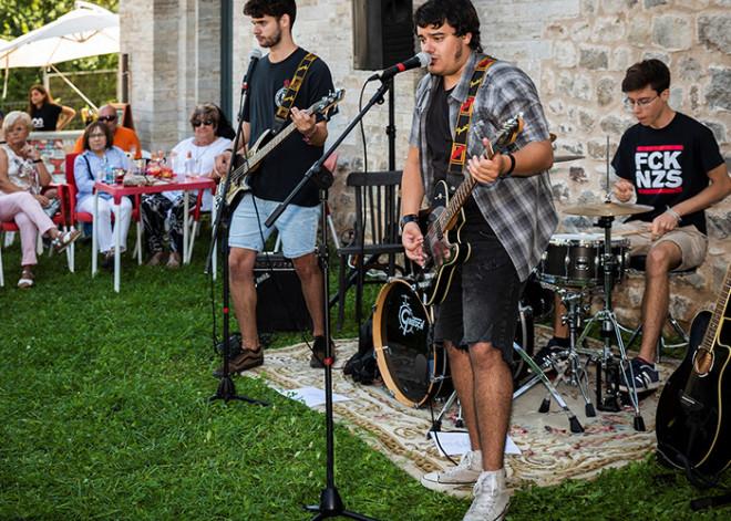 Vermut musical: WILDEERS @ Monestir de Sant Llorenç (GUARDIOLA DE BERGUEDÀ)