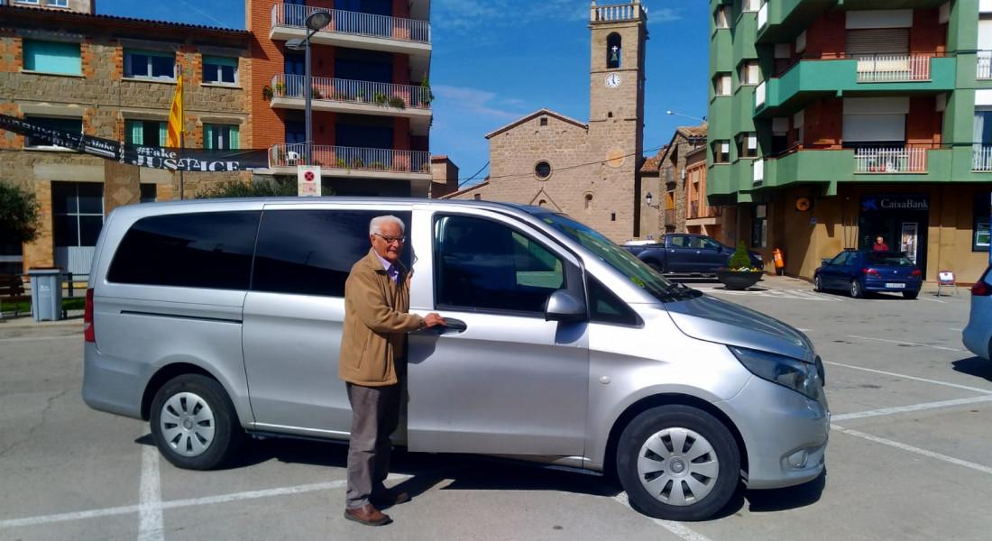 Transport a Demanda - Consell Comarcal del Berguedà