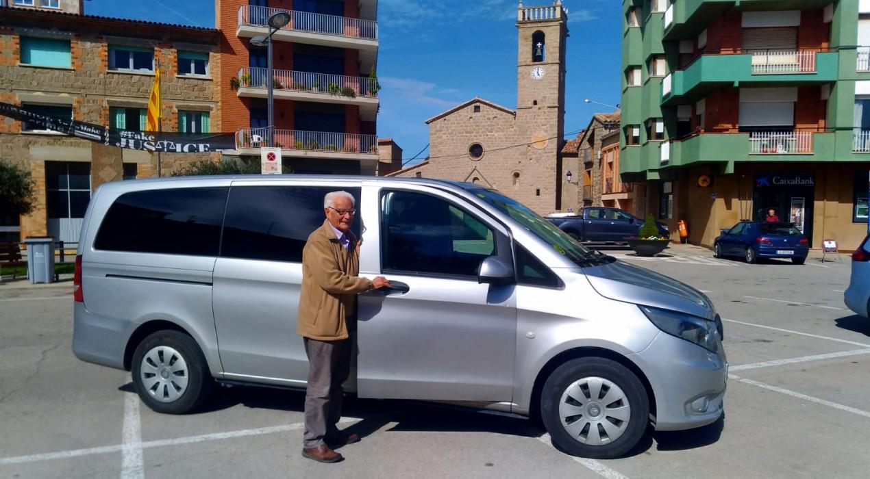 El Consell Comarcal del Berguedà impulsa el servei de Transport a Demanda durant els caps de setmana i els dies festius a les valls del Pedraforca i del Llobregat