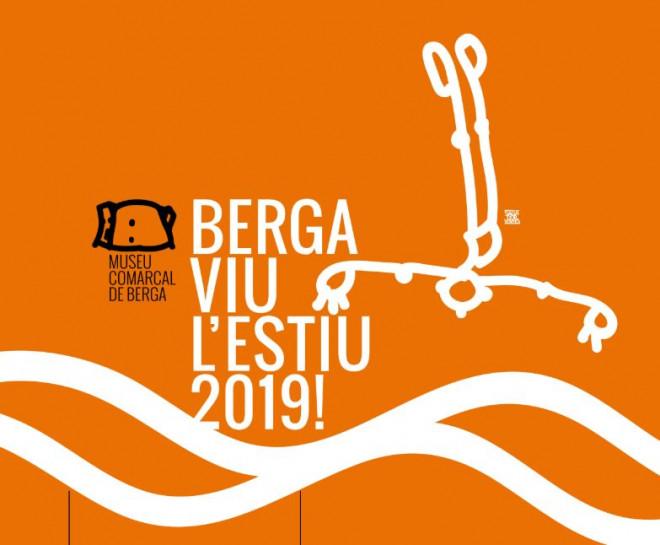 Visita guiada nocturna a la Berga càtara @ Portal de Santa Magdalena (BERGA)