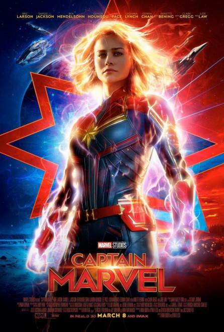 CINEMA A LA FRESCA: Captain Marvel @ Parc dels Gronxadors (VILADA)