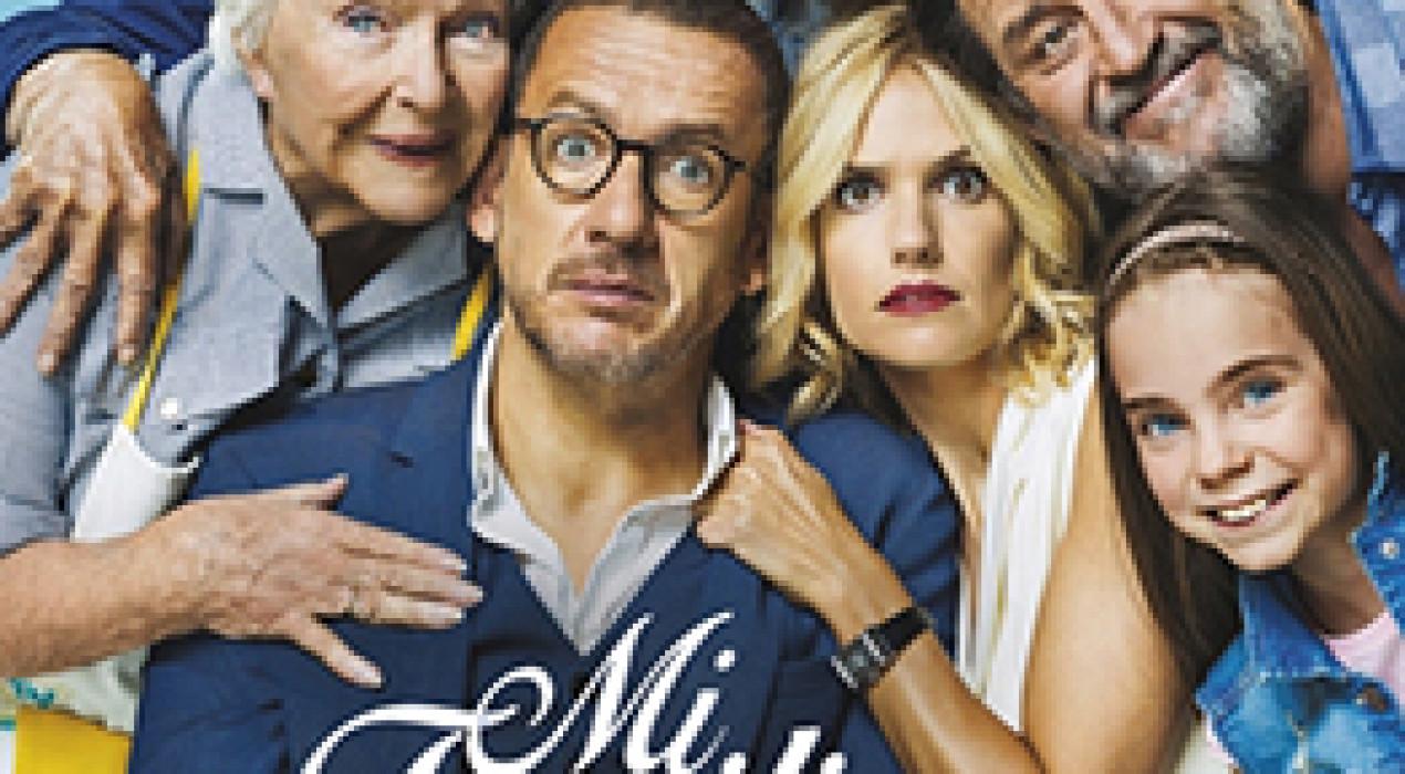 CINEMA A LA FRESCA: Mi familia del norte