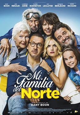 CINEMA A LA FRESCA: Mi familia del norte @ Parc dels Gronxadors (VILADA)