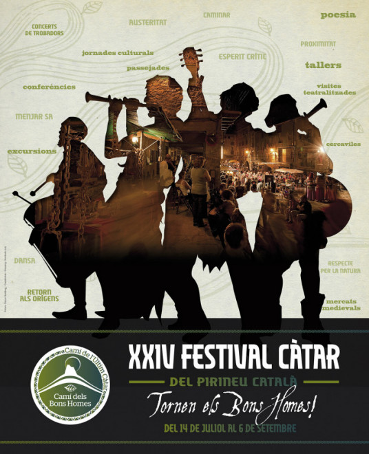 Festival Càtar del Pirineu Català a GÓSOL 2019 @ Gósol