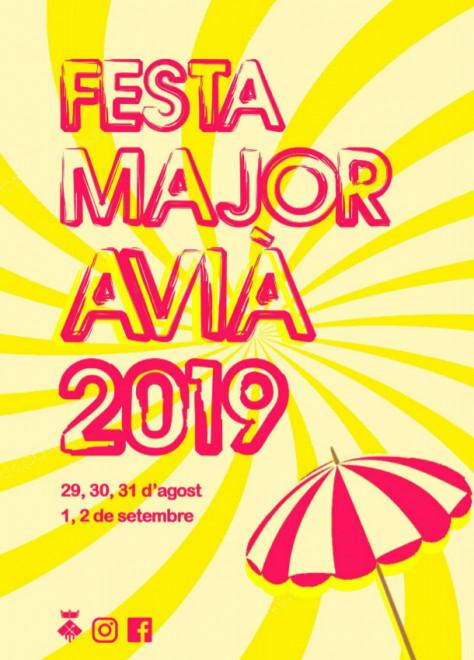 Festa Major d'Avià 2019 @ Avià