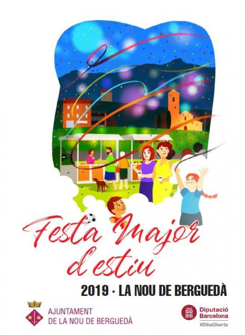 Festa Major d'Estiu de la Nou de Berguedà 2019 @ La Nou de Berguedà