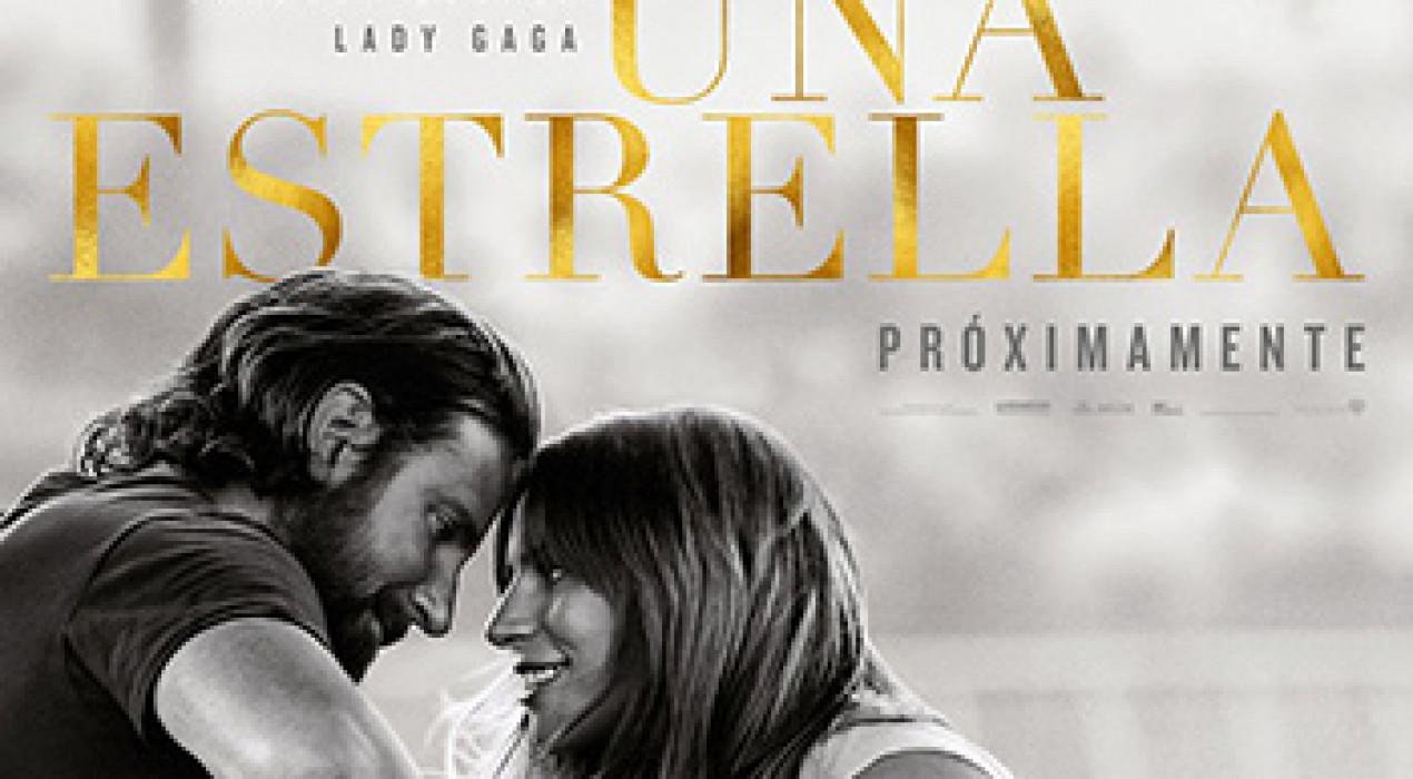 CINEMA A LA FRESCA: Ha nacido una estrella