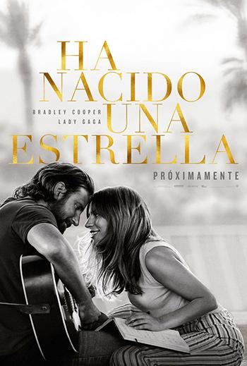 CINEMA A LA FRESCA: Ha nacido una estrella @ Parc dels Gronxadors (VILADA)