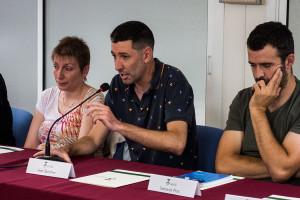 Els tres consellers de la CUP renuncien a les retribucions per assistir als plens i les juntes comarcals