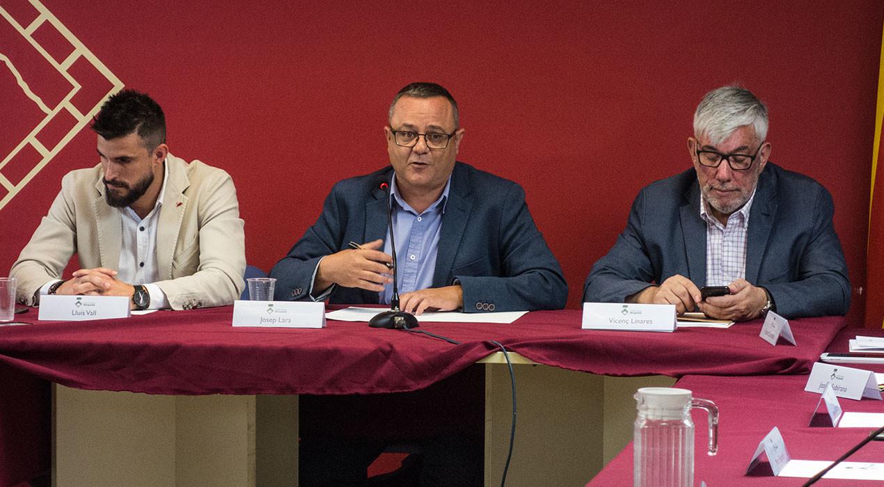 Josep Lara manté la presidència del Consell Comarcal del Berguedà