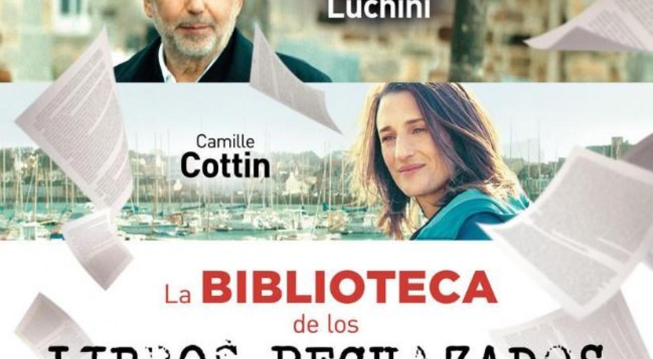 Cinema a Berga: LA BIBLIOTECA DE LOS LIBROS RECHAZADOS